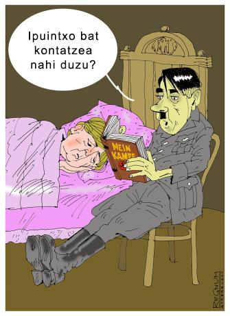 Hitler-Merkel