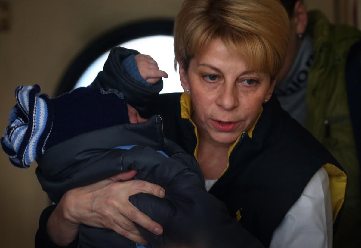 La Doctora Liza es una heroína para el Donbass