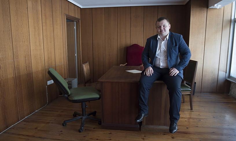 Aleksei Albu. Borotba alderdi marxistako kidea