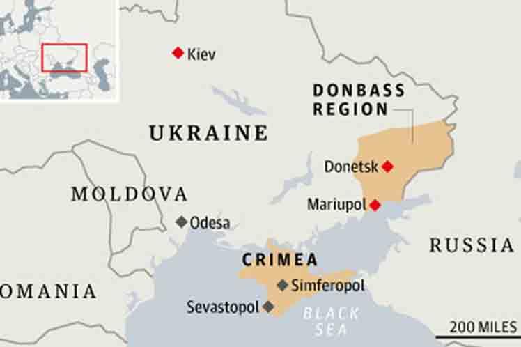 Los mitos del Donbass