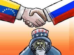 Rusia Venezuela USAren porrota
