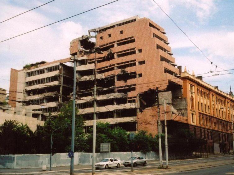 Veinte años de la agresión de la OTAN a Yugoslavia