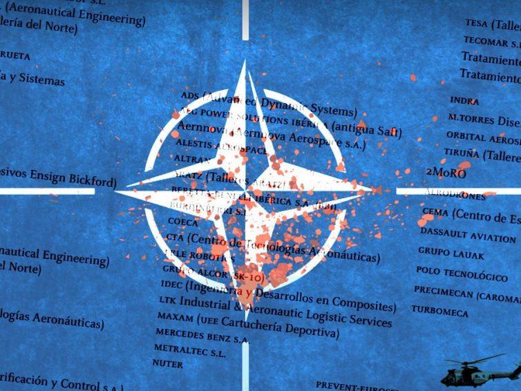 NATO-k ere Euskal Herria suntsitzen du