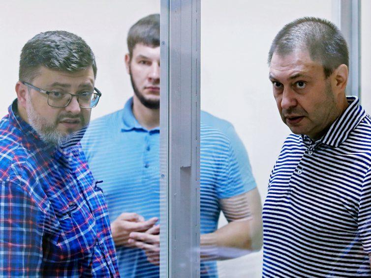 Entrevista con el abogado defensor de periodistas ucranianos Andriy Domansky