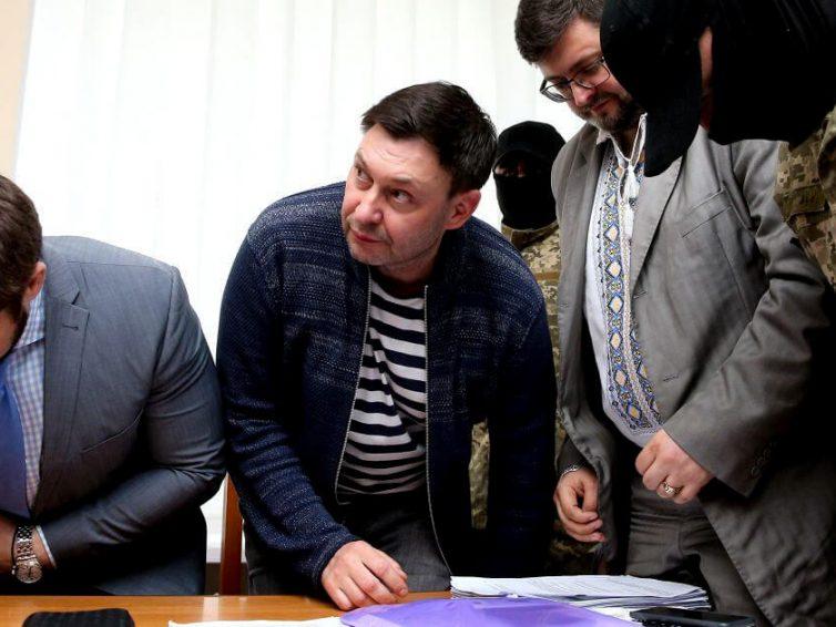 Entrevista al periodista ucraniano-ruso Kirill Vyshinsky, encarcelado por el regimen de Poroshenko