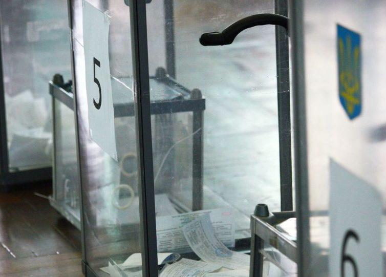 La Policía recibe casi 940 denuncias de irregularidades durante las elecciones de hoy en Ucrania