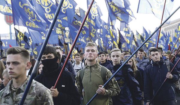 Ucrania: la guadaña del Maidán