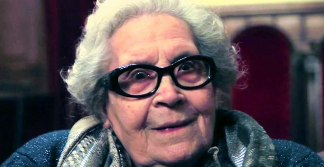 Muere a los 103 años Neus Català, militante comunista y la ultima catalana superviviente de los campos de concentración nazis