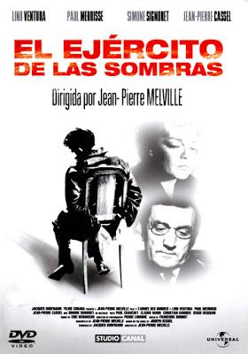 """[PELICULA] """"El ejercito de las sombras"""" film sobre la resistencia francesa antinazi"""