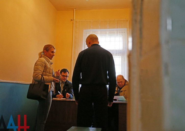 La OSCE constata el buen trato que reciben los prisioneros ucranianos en las carceles de la RPD