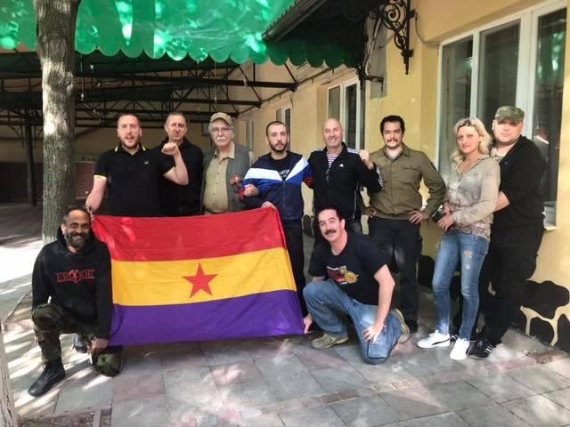 Crónica de la reciente visita a Donbass de una delegación de la Caravana Antifascista (1ª Parte)