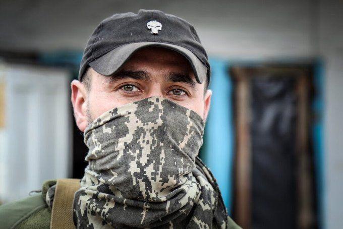 Las milicias eliminan a un nazi que participo en la matanza de la Casa de los Sindicatos de Odessa