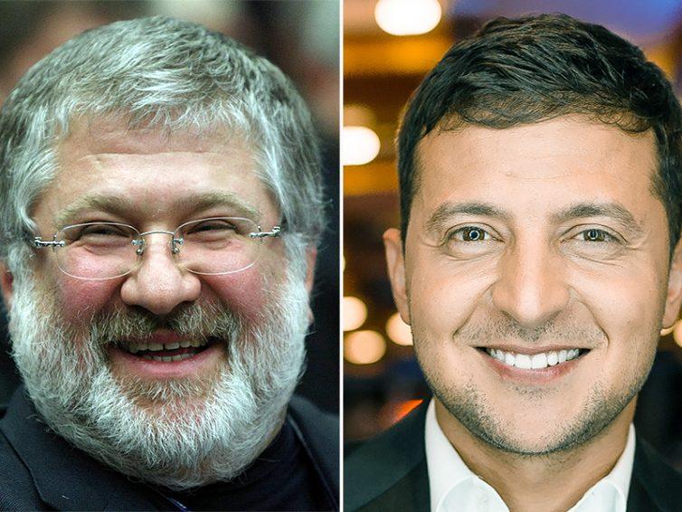 """¿Zelensky, el """"grillo"""" de Kiev a sueldo del oligarca?"""