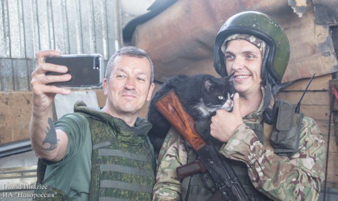 Impresiones del fotógrafo de prensa inglés Dean O'Brien sobre Donetsk y el frente de guerra