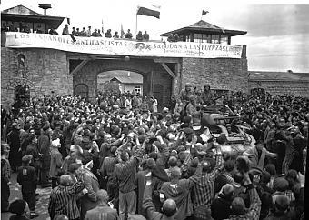 ¿De verdad las tropas norteamericanas liberaron Mauthausen?