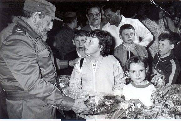 Cómo Cuba curó a los niños víctimas de Chernóbil: una historia casi desconocida