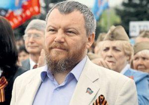 Entrevista con el fundador de la RPD, Andrei Purgin