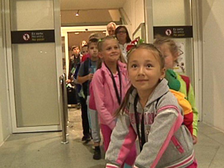"""47 """"niños y niñas de Chernóbil"""" han llegado a Euskal Herria y 52 lo haran en Navidades"""