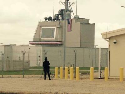 """Bajo el """"escudo antimisiles"""", misiles atómicos estadounidenses en Europa"""