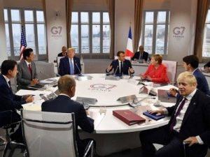 G7 en Biarritz, sólo un circo mediático