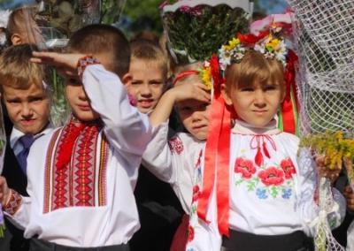 El 15% de los estudiantes ucranianos no saben leer ni contar