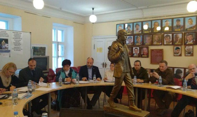 Documento unitario de apelacion a la Federacion Rusa para la solidaridad con los combatientes del Donbass, emigrantes y refugiados politicos ucranianos