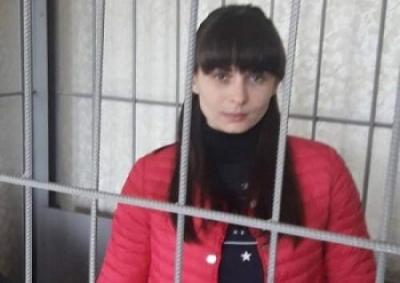 La presa politica ucraniana Daria Mastikasheva inicia un huelga de hambre en protesta por su situacion en la carcel