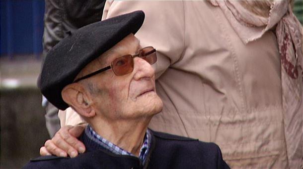 Fallece a la edad de cien años el gudari José Moreno Torres luchador contra el fascismo