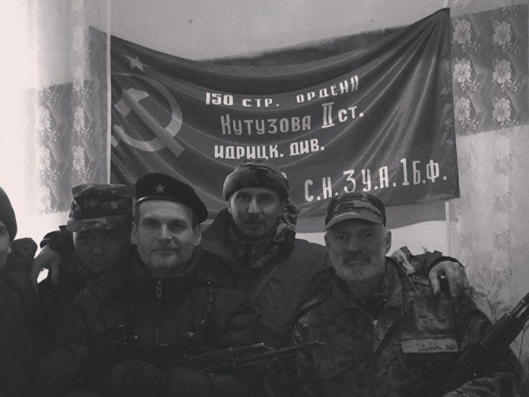 Entrevista con el que fuera comandante de la brigada Prizrak Alexei Markov