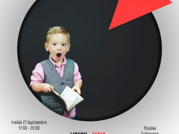 """El Comite EH-Donbass estara en la """"Feria del Libro, fanzine y material politico"""" de Portugalete"""