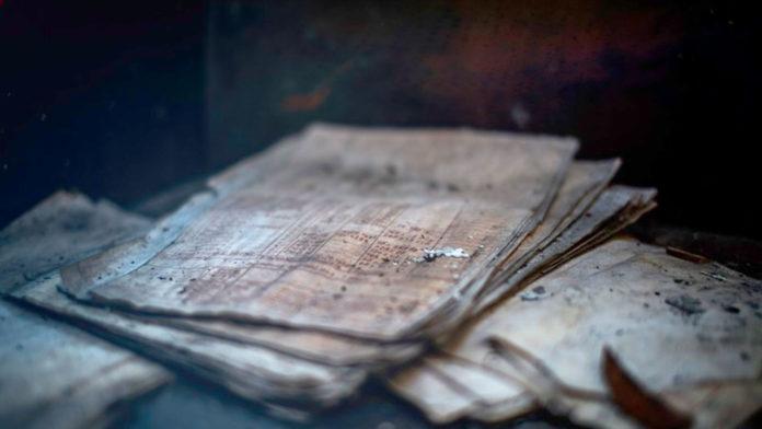 Rusia desclasifica documentos «únicos» sobre la Segunda Guerra Mundial