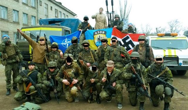 40 congresistas de los EEUU quieren incluir al Batallón Azov en el listado de organizaciones terroristas