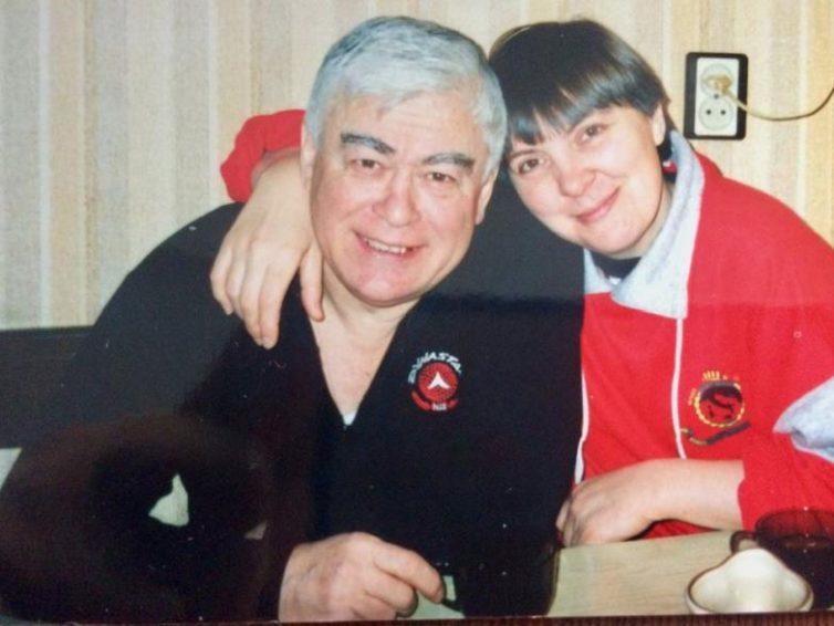 Entrevista con la esposa de Mehti Logunov, el preso polìtico mas longevo de Ucrania