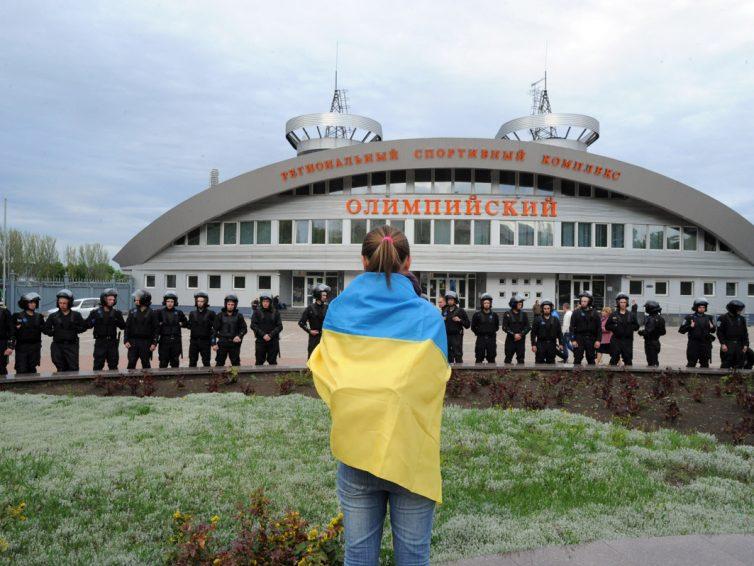 Un informe señala que Ucrania es el país europeo con mayor descontento de su poblacion